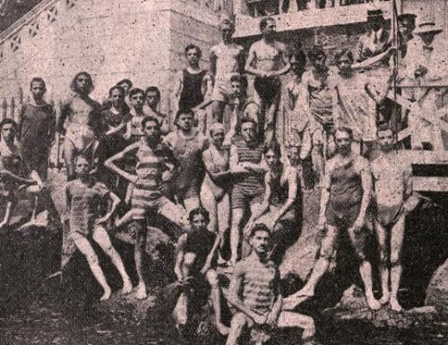 Passignano 1908, al Trasimeno le gare nazionali Rari Nantes