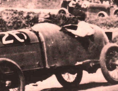 Targa Florio 1926: per Borzacchini esordio da dominatore