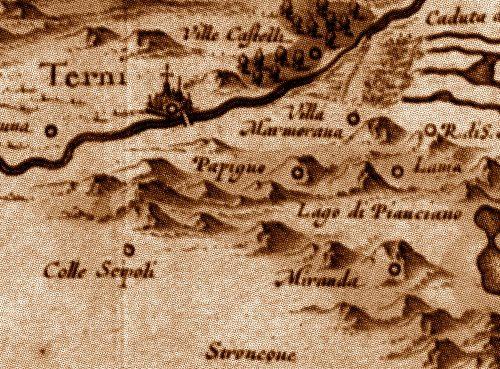 1520, Terni e Collescipoli diventano acerrimi nemici