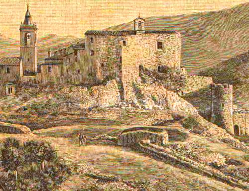 1215, il papa mette fine alla guerra tra Narni e Stroncone