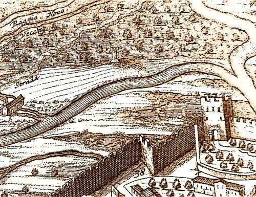 Terni 1493: per paura della peste si costruisce un ponte