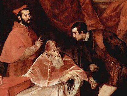 1547: arriva il Papa, ma per parlarci i ternani dovettero andare a Spoleto