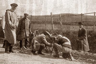 1914, il ternano Porrazzini sesto al Circuito Motociclistico del Tevere