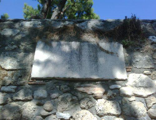 Porta Romana: quel pezzo di storia di Terni illeggibile per colpa dell'incuria