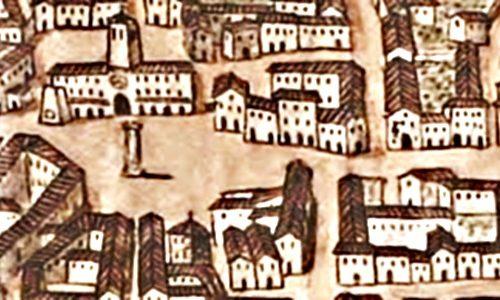 Terni 1550, conclusi i lavori per la costruzione del palazzo del Governatore