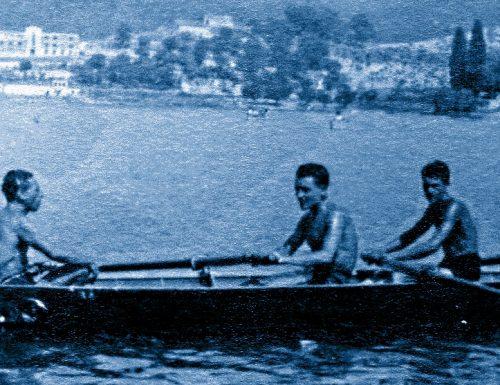 1940, a Piediluco il Festival dell'indecenza: si va a spasso quasi svestiti