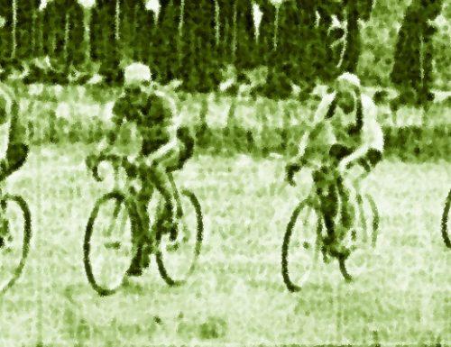Terni 1950: il toscano Soldani primo al Giro dell'Umbria