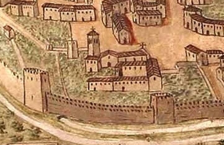 Terni chiesa di san francesco