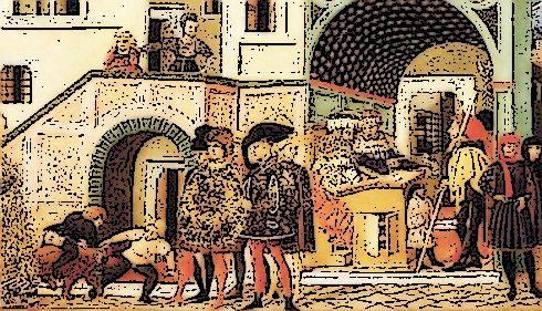 "Terni 1549: anche nel medioevo esisteva la berlina dei ""social"""