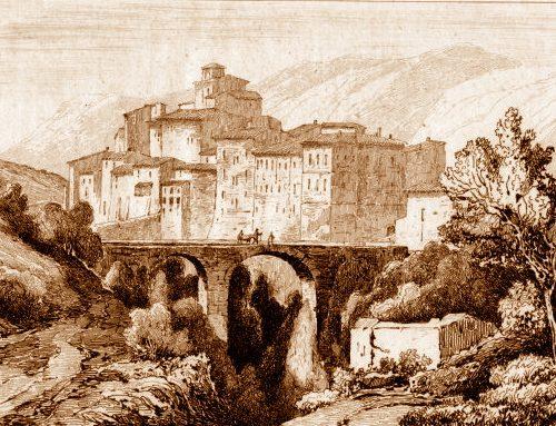 1575, il castello di Papigno diventa di nuovo feudo di Terni