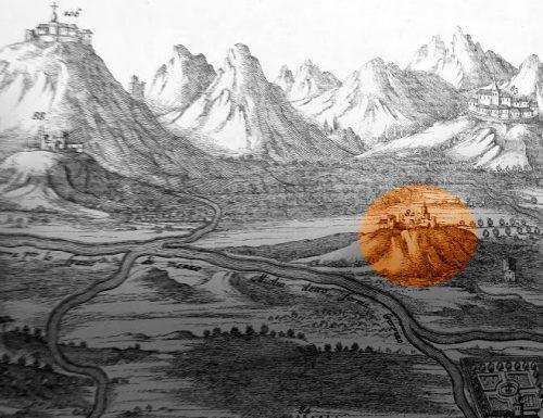 1448: il papa concede a Terni il castello di Perticara, ma è stato distrutto trent'anni prima