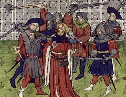 """1486: il papa cancella ribellioni e risse dalla """"fedina penale"""" di Terni"""