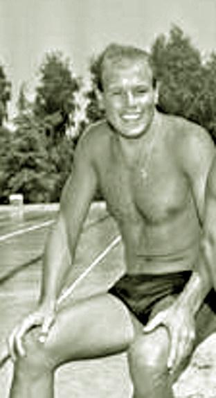 1955 terni nuoto piscina via muratori