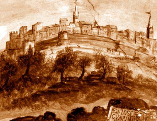 1533, Michelangelo Spada nominato dal papa Conte di Collescipoli