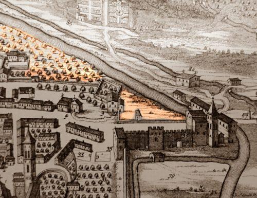 """1662, """"guerra"""" tra il Comune e il cappellano del Cassero per un terreno in riva al Nera"""