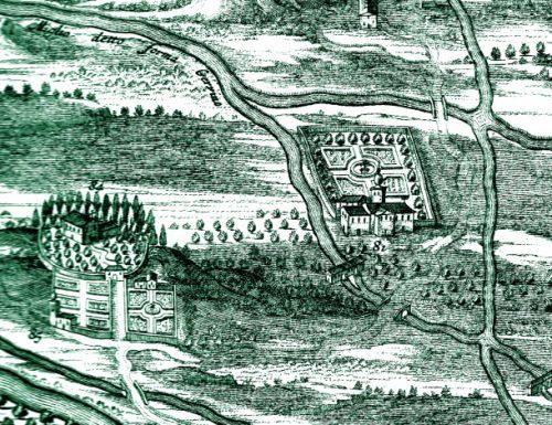 1578, il Comune concede l'acqua del Rivo S.Valentino per irrigare i campi