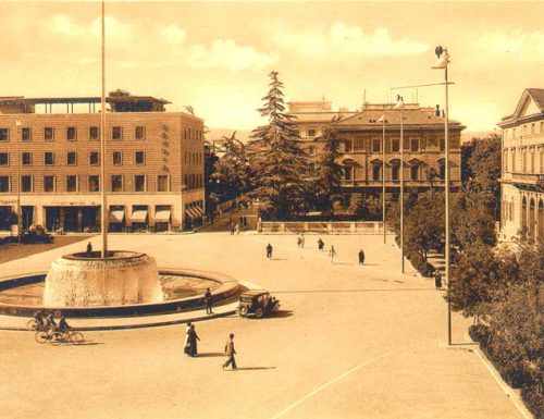 1939, nella classifica dei capoluoghi più popolosi Terni 40ima con 70.989 abitanti