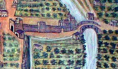 1561, concesso ai collescipolani di macinare il grano a Terni ma solo al molino di Porta Romana