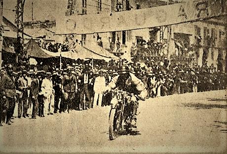 1923, San Giustino-Bocca Trabaria: vince Rogai, ma il titolo va a Ruggeri