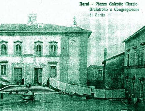 """1738, Terni si scansa e Narni si fa avanti: così nacque l'istituto """"Beata Lucia"""""""