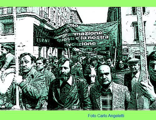 """1983, accordo Flm-Finsider sul riassetto del gruppo """"Terni"""": diecimila dipendenti"""