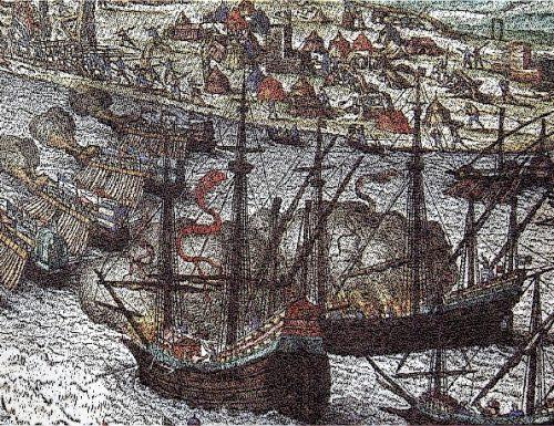"""1538: il papa vuole da Terni 35 """"volontari"""" per la guerra contro i turchi"""