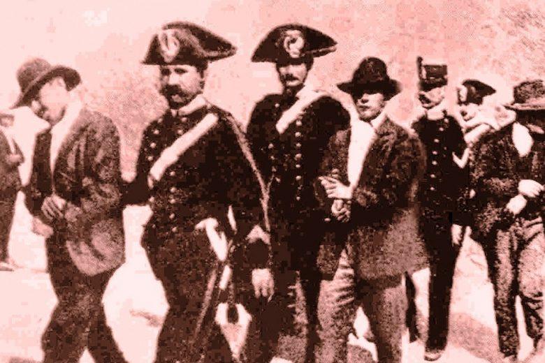 """1914, davanti ai giudici 38 operai ternani per i disordini della """"Settimana rossa"""""""