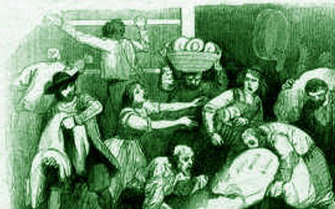 1764, Terni nella miseria: razionato il pane prodotto dal forno comunale