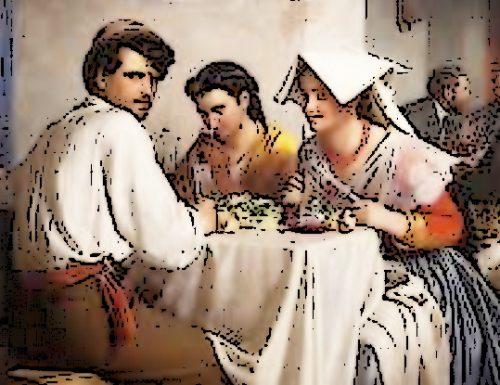 Terni 1733: grandi mangiate per bloccare l'epidemia di morbo catarrale