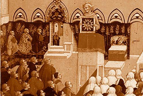 Terni 1588: un predicatore non basta, tanto è il fervore religioso. Il Comune ne nomina un altro