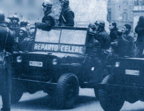 """1950, a Terni scontri e scioperi contro il Governo e le norme """"liberticide"""""""