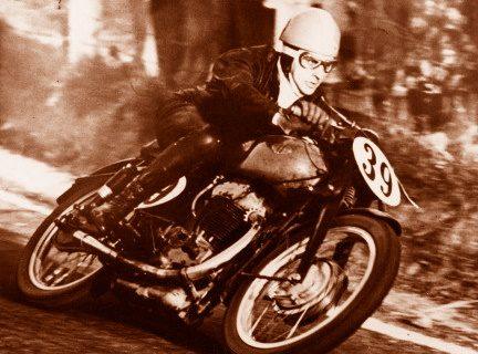 1960, motociclismo: Venturi secondo e Liberati quarto a Cesenatico