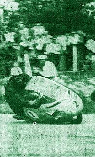 1960 Venturi e Liberati contro Surtees a Cesenatico