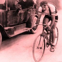 """Sulla Somma """"battaglia"""" nel tappone del Giro d'Italia 1928"""