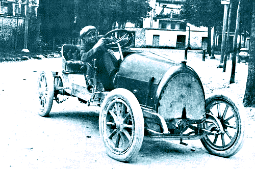 1898, a Terni nasce un campione di nome Baconin