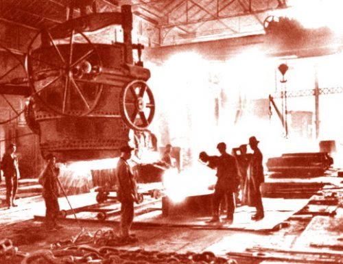 Terni 1907, spionaggio industriale alle Acciaierie: rubati campioni di fusione