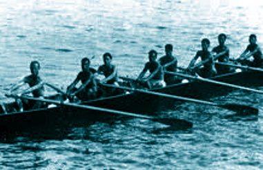 """1939, a Piediluco """"preolimpiche"""" di canottaggio"""