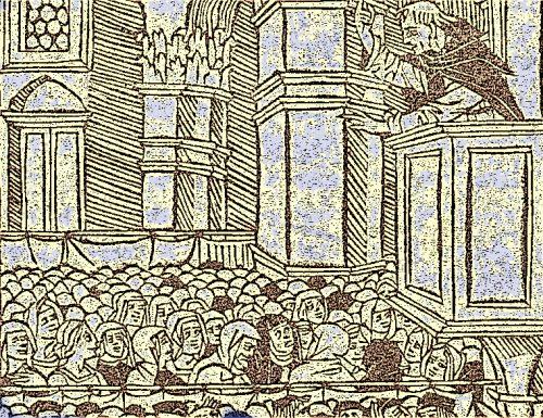 """Terni 1642: dopo sessant'anni aumenta lo """"stipendio"""" dei padri predicatori"""
