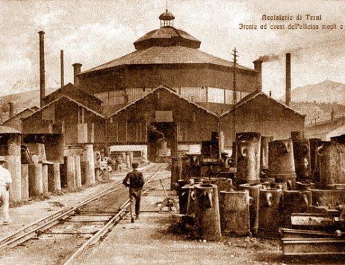 """1885, l'on. Breda ai soci della """"Veneta"""": """"Ecco perché le acciaierie di Terni sono un affare d'oro"""""""