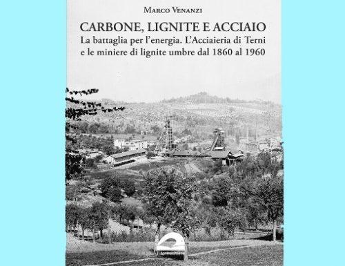 """La """"Terni"""", l'acqua e la lignite: la ricerca dell'autonomia energetica in un libro di Marco Venanzi"""