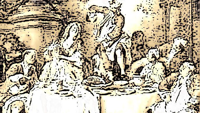 I ternani e il Natale nei secoli scorsi: le mense povere e i cenoni dei ricchi