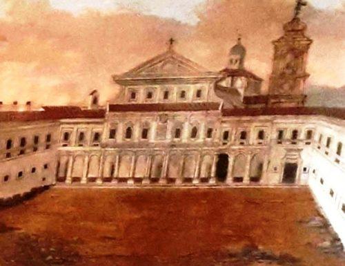 Terni 1585, anni di trattative per ricostruire il campanile del Duomo