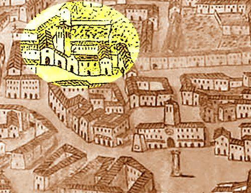 Terni 1612: panche indecenti in chiesa a S.Pietro, il Comune ordina di portarle via