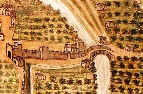 Terni 1428: si costruiscono due torrioni per difendersi dai ribelli bolognesi