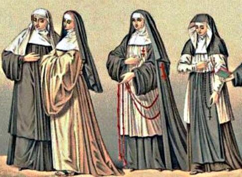 Terni 1642: diecimila scudi per un monastero delle suore Cappuccine