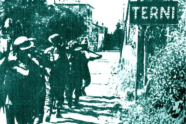 Il fosso di Stroncone e il destino tragico di un soldato italiano